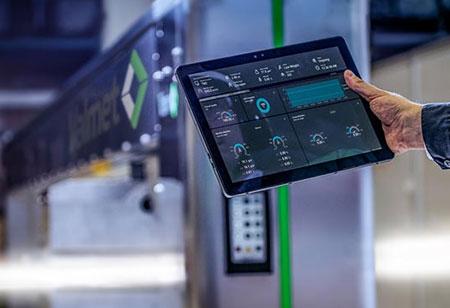 Valmet and Nevel Upgrades Digital Operations Center User Interface